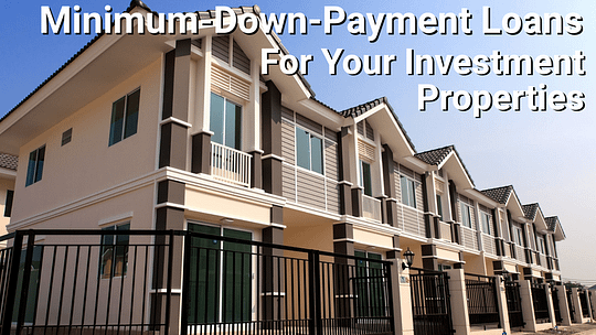 Investment properties on a sunny day