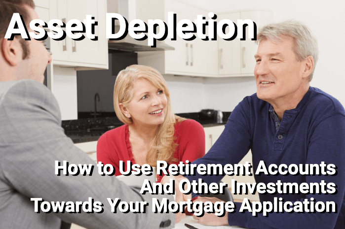 Couple near retirement speaking with lending agent. Shaking hands