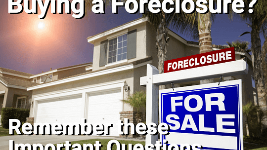 Foreclosed home for sale in nice neighborhood