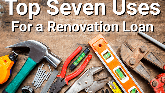 Tools for home renovation