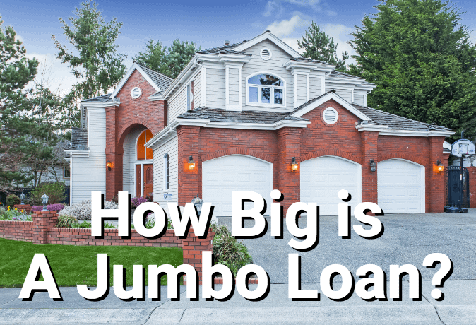 Large luxury house that requires a jumbo loan