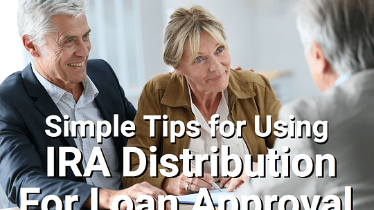 Retirees learning about IRA distributions